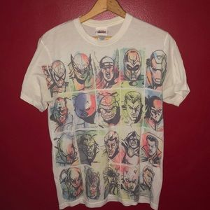 Other - Men's Marvel Heroes Tee Size Small